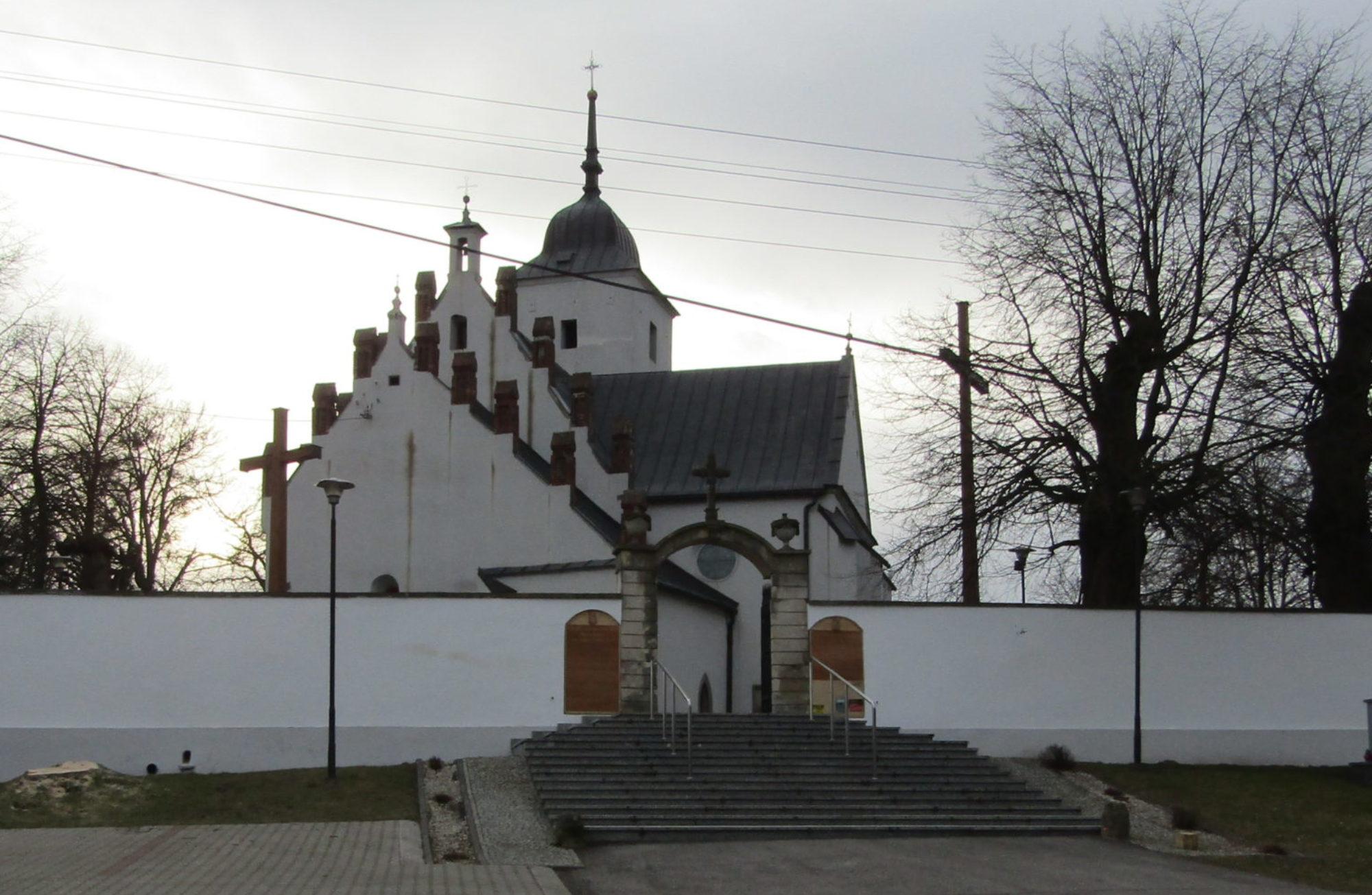 Parafia p.w. Narodzenia Św. Jana Chrzciciela